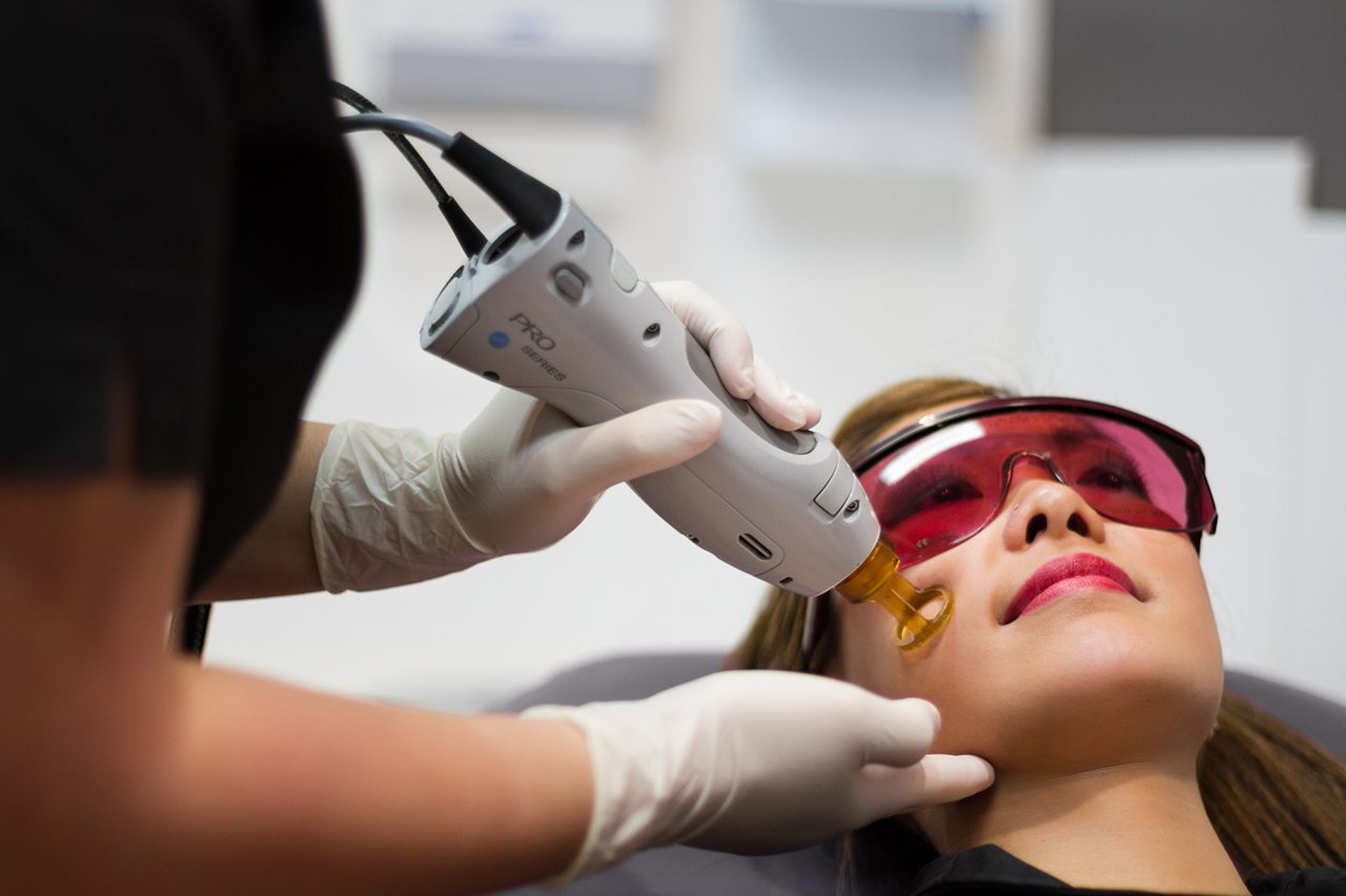 Men's Laser Hair Removal Package Deal.