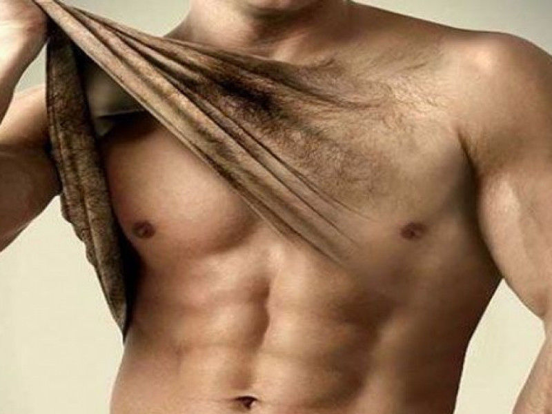 Men laser hair removal